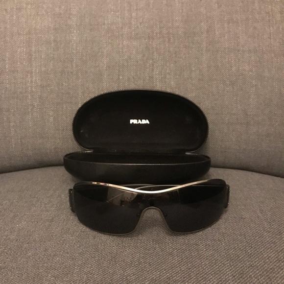 SOLD-Men's Prada Sunglasses